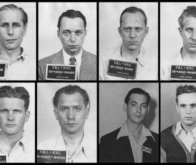 Episode 71: A Murder Mystery & Nazi Saboteurs